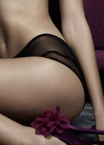 Shorty Lingerie Empreinte